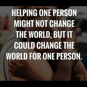 Other - Help someone if you can 🌍